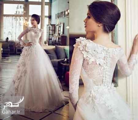 1471523241 جدیدترین مدل لباس عروس اروپایی سال 2016