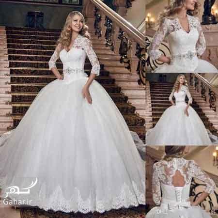 1471550778 جدیدترین مدل لباس عروس اروپایی سال 2016