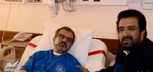 1473379306 شایعه ابتلای هرمز شجاعی مهر به سرطان و واکنش او
