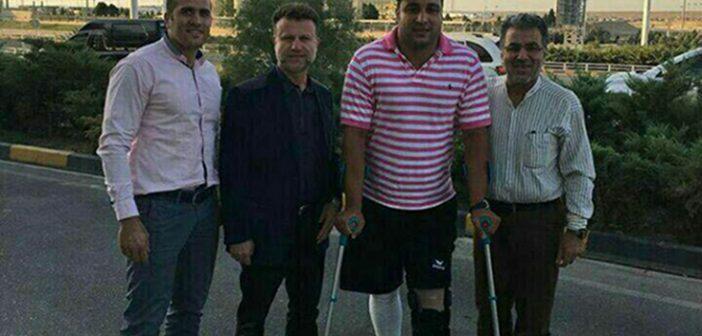 1473514842 جزییات خبر بازگشت احسان حدادی به ایران