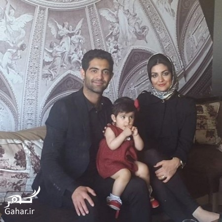 1475108346 عکس ها و بیوگرافی لیلا ایرانی + عکس همسر و دخترش