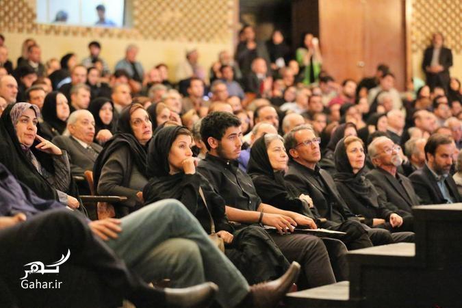 1475514206 عکس های مراسم چهلم داوود رشیدی با حضور بازیگران و هنرمندان (53 عکس)