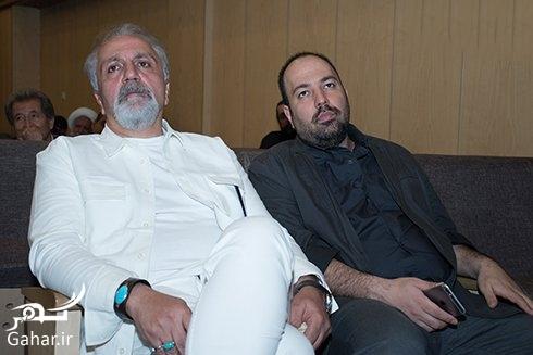 1475734132 عکس های مراسم ختم پدر ستاره اسکندری و لاله اسکندری با حضور بازیگران