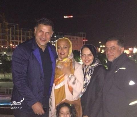 1475868037 عکس هایی از همسران و دختران علی دایی