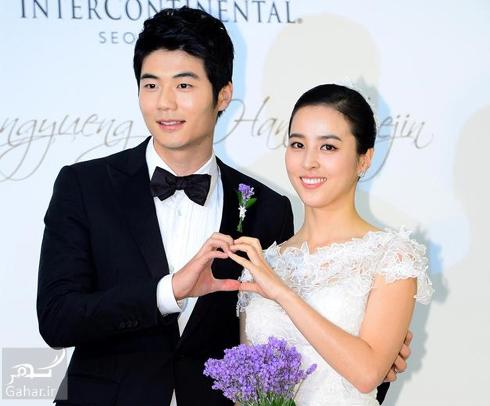 1476022401 عکس های مراسم ازدواج سوسانو با کاپیتان تیم ملی فوتبال کره جنوبی + بیوگرافی