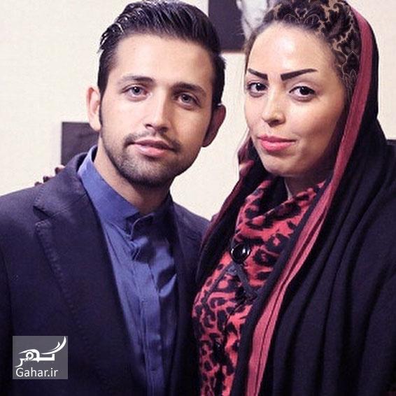 1476035900 کلیپ بوسه ناگهانی محسن افشانی از خواهرش در آنتن زنده تلویزیون + دانلود