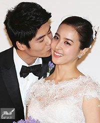 1476041002 عکس های مراسم ازدواج سوسانو با کاپیتان تیم ملی فوتبال کره جنوبی + بیوگرافی