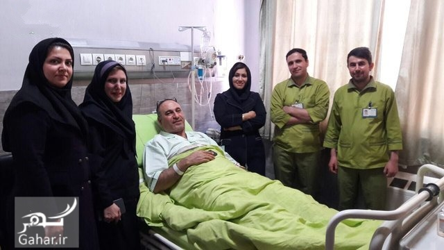 1476048197 جزییات خبر بستری شدن حمید فرخ نژاد در بیمارستان و عمل جراحی + عکس