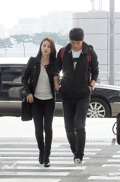 1476081926 عکس های مراسم ازدواج سوسانو با کاپیتان تیم ملی فوتبال کره جنوبی + بیوگرافی