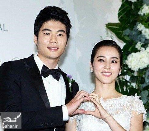 1476112225 عکس های مراسم ازدواج سوسانو با کاپیتان تیم ملی فوتبال کره جنوبی + بیوگرافی