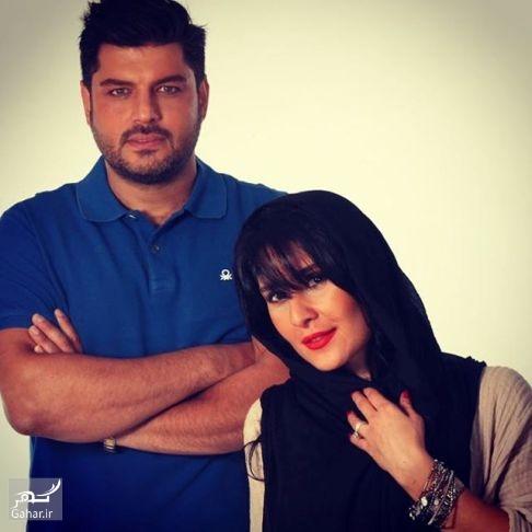 1476113452 عکس جدید سام درخشانی و همسرش به مناسبت سالگرد ازدواجشان