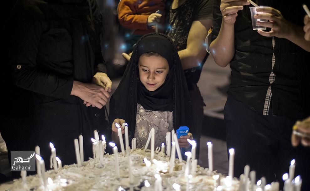 1476364284 عکس های حضور مردم در شام غریبان سیدالشهدا (ع)