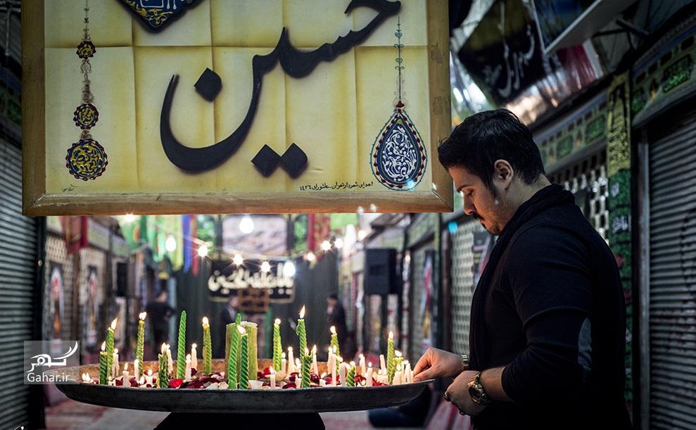 1476394324 عکس های حضور مردم در شام غریبان سیدالشهدا (ع)