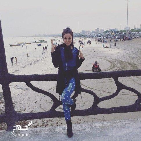 1476519689 عکس هانیه عرب خواهر الهام عرب