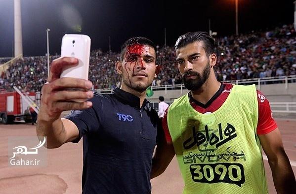 1477087635 عکسهای درگیری خونین بین تماشاگران پرسپولیس و استقلال خوزستان