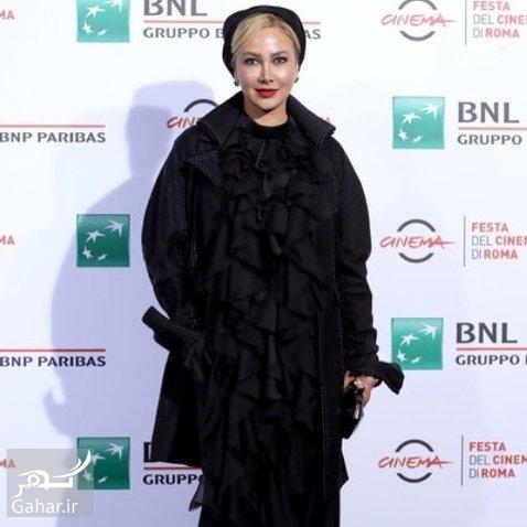 1477268237 پوشش متفاوت آنا نعمتی در افتتاحیه فیلم جاودانگی در ایتالیا