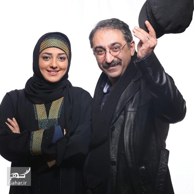 1478570118 عکس های شهرام شکیبا و همسرش ستاره سادات قطبی
