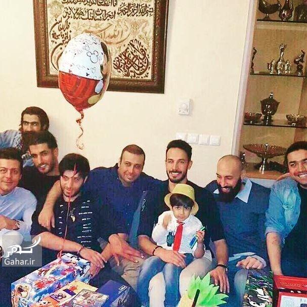 1479416470 عکس های جشن تولد پسر محسن چاوشی با حضور دوستان چاوشی و گلاره عباسی