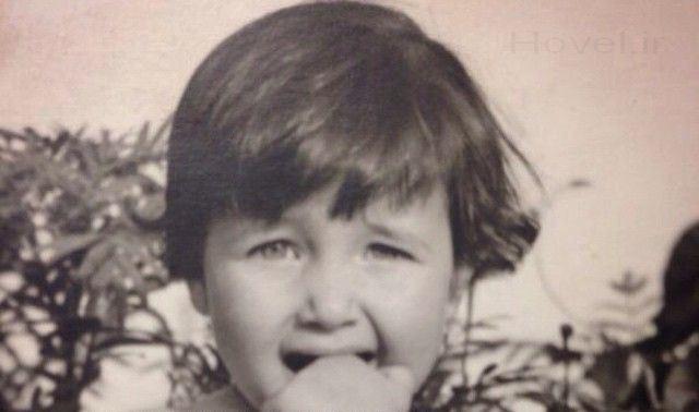 1482152967 تصاویری زیبا از دوران کودکی و جوانی کتایون ریاحی