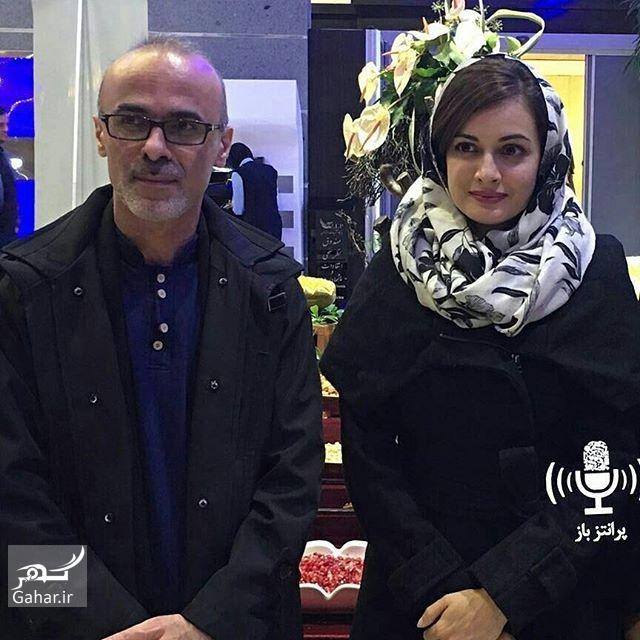 1482339669 عکس های دیا میرزا بازیگر فیلم سلام بمبئی در تهران