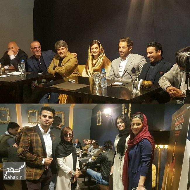 1482344197 عکس های دیا میرزا بازیگر فیلم سلام بمبئی در تهران