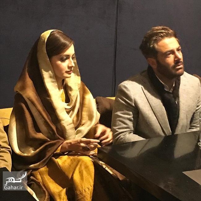 1482394830 عکس های دیا میرزا بازیگر فیلم سلام بمبئی در تهران
