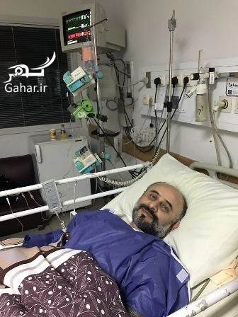 1482503963 حجتالاسلام نقویان در بستر بیماری ؛ عکس