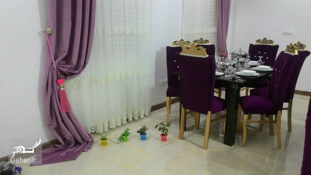 1482505381 شیک ترین و جدیدترین دکوراسیون منازل نو عروس