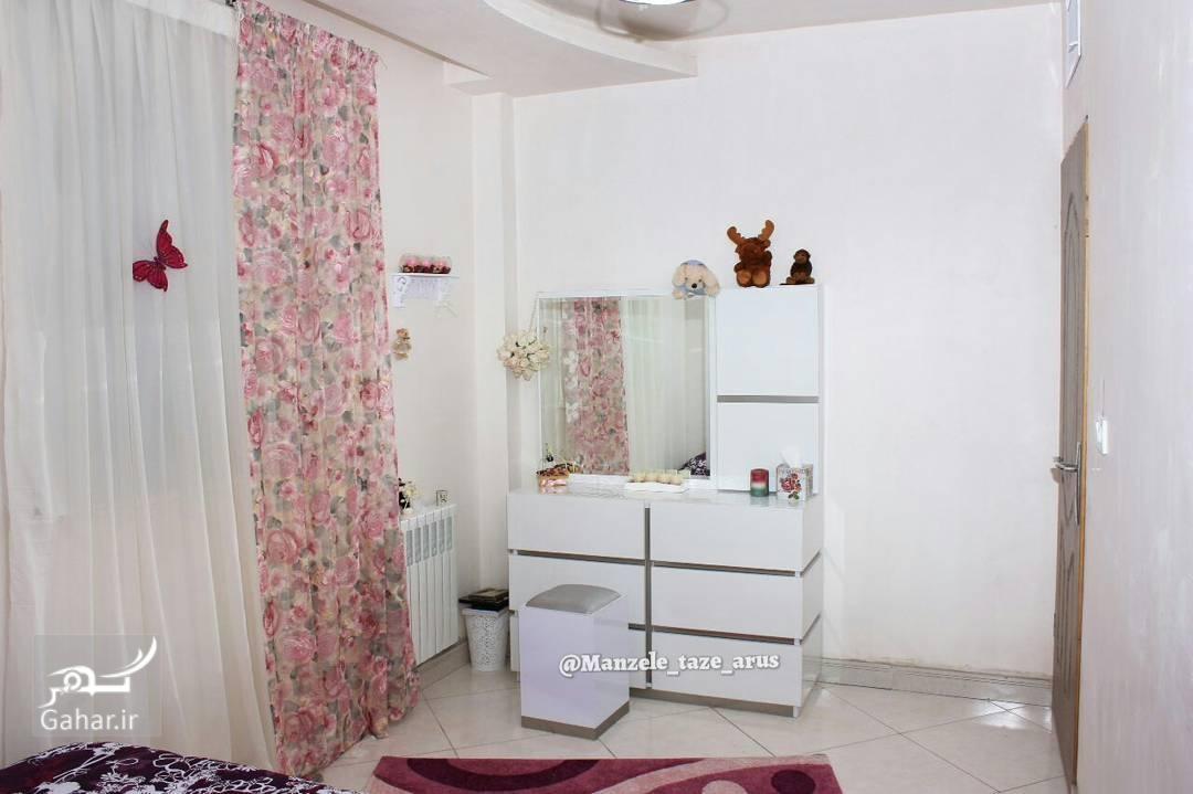 1482551845 شیک ترین و جدیدترین دکوراسیون منازل نو عروس