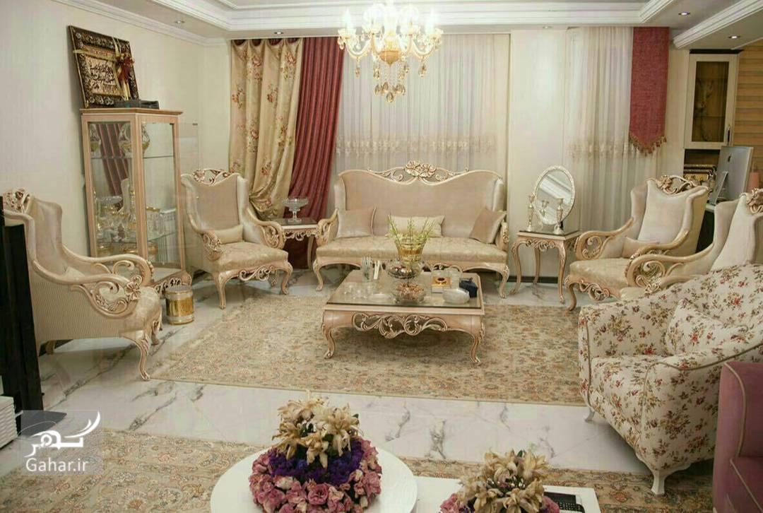 1482589944 شیک ترین و جدیدترین دکوراسیون منازل نو عروس