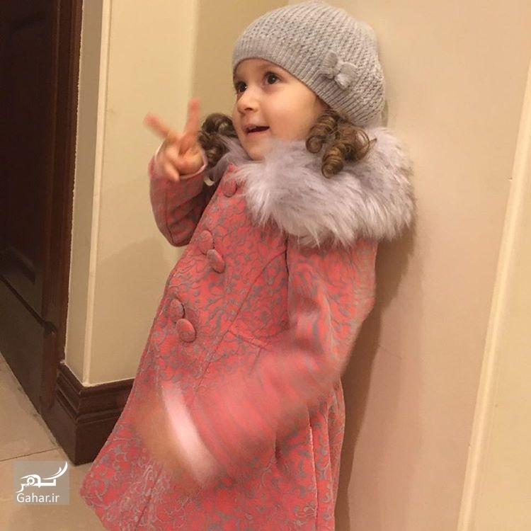 1482633573 عکس های جدید شاهرخ استخری و دخترش پناه در اینستاگرام