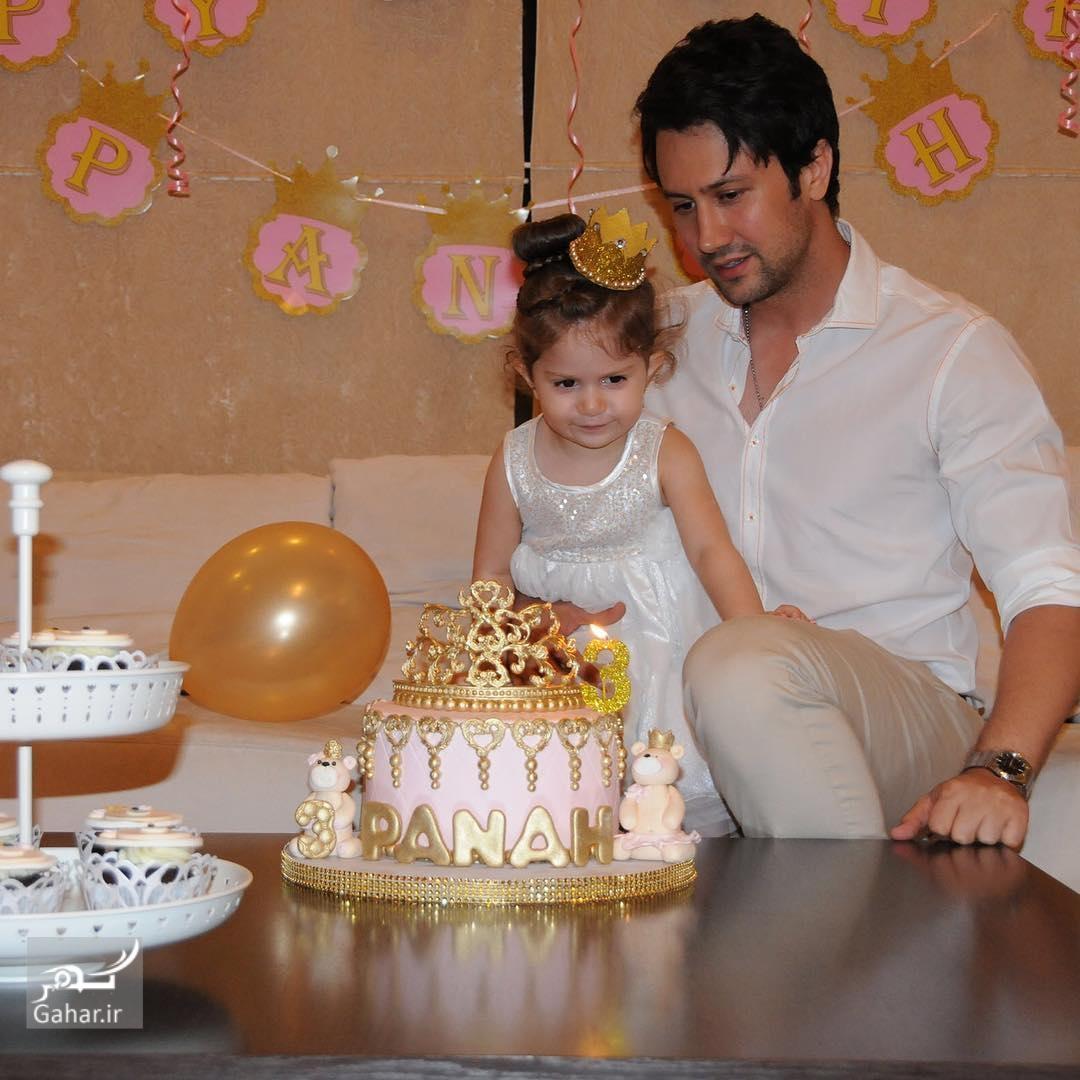 1482639157 عکس های جدید شاهرخ استخری و دخترش پناه در اینستاگرام
