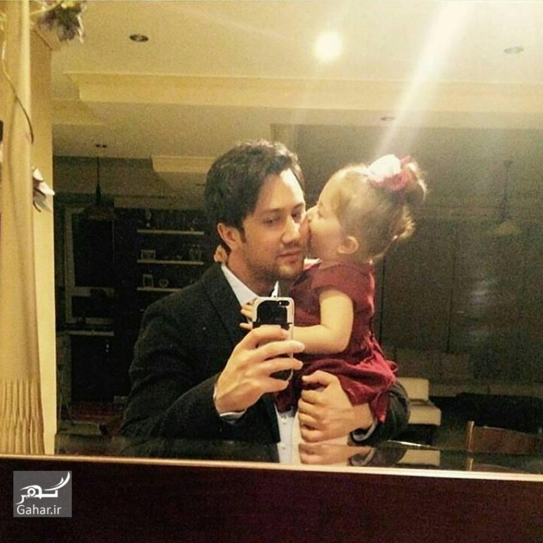 1482674622 عکس های جدید شاهرخ استخری و دخترش پناه در اینستاگرام
