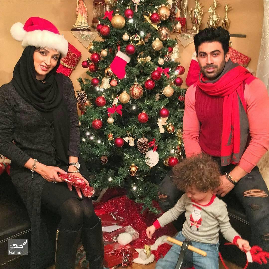 1482866961 عکس بازیگران در روز کریسمس (میلاد حضرت مسیح)
