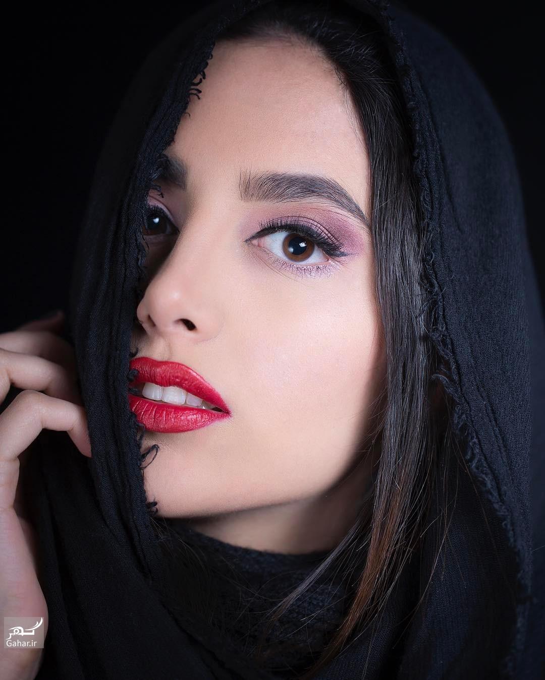 1484155051 عکس های جدید دختر شقایق فراهانی(مدل ایرانی)