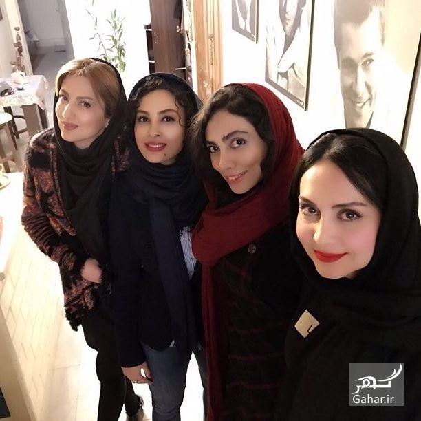 1484592048 عکس های جدید مریم خدارحمی در اینستاگرامش
