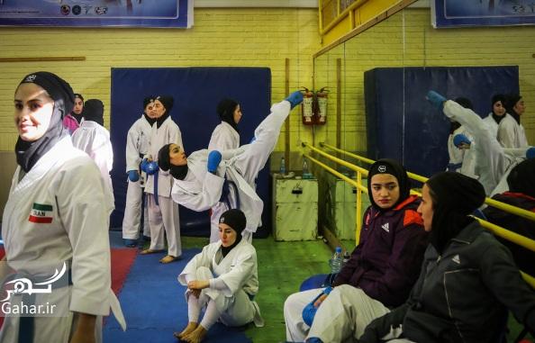 1484942724 عکسهای سوپر لیگ کاراته بانوان