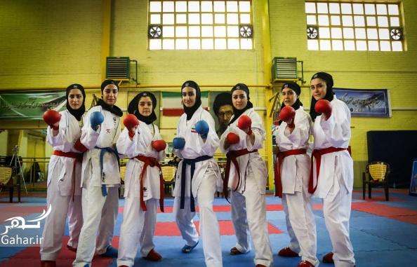 1484972097 عکسهای سوپر لیگ کاراته بانوان
