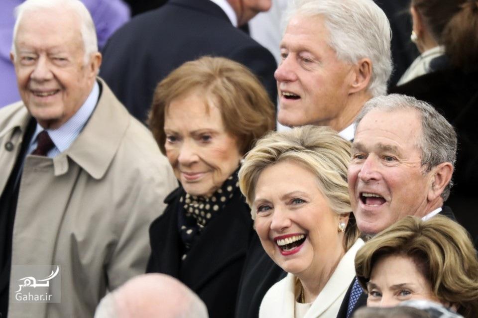 1484972294 گزارش تصویری ؛ ترامپ رسما رئیس جمهور آمریکا شد و سوگند یاد کرد