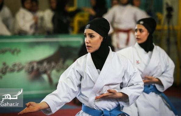1485023735 عکسهای سوپر لیگ کاراته بانوان