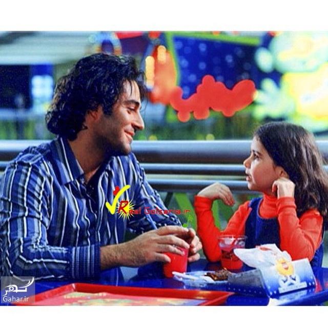 1485041225 عکس های جدید آلما اسکویی به همراه پدرش مهرداد اسکویی+بیوگرافی