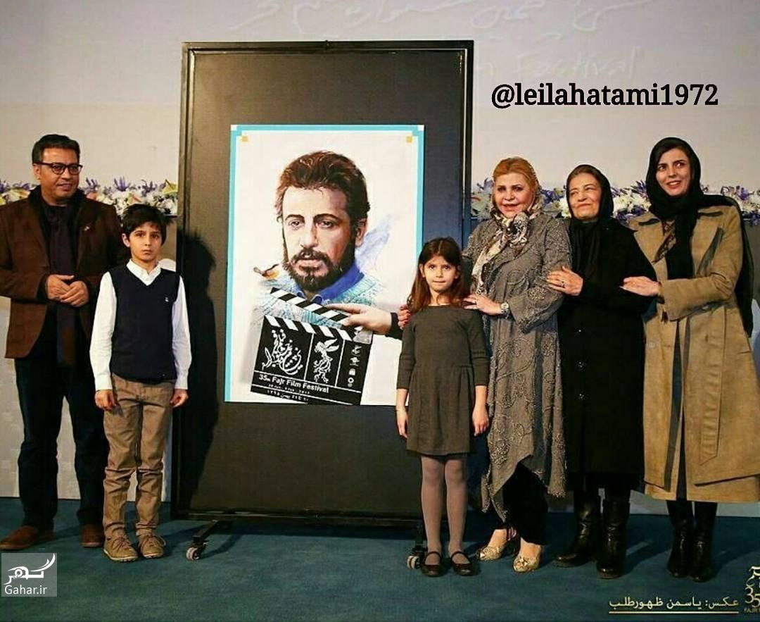 1485186607 مراسم رونمایی از سی و پنجمین جشنواره فیلم فجر