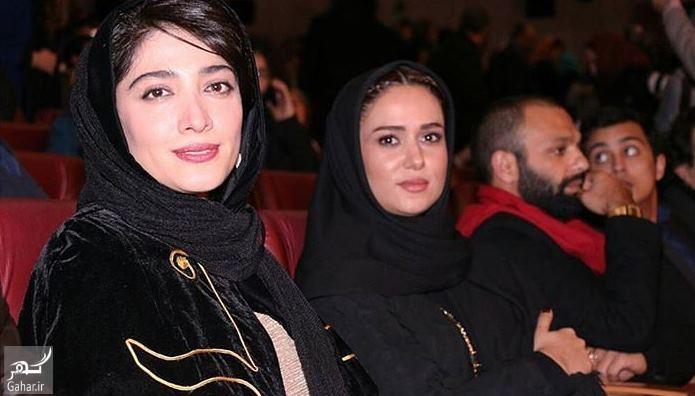 1485666944 عکس های هنرمندان در افتتاحیه جشنواره فیلم فجر 95؛سری دوم
