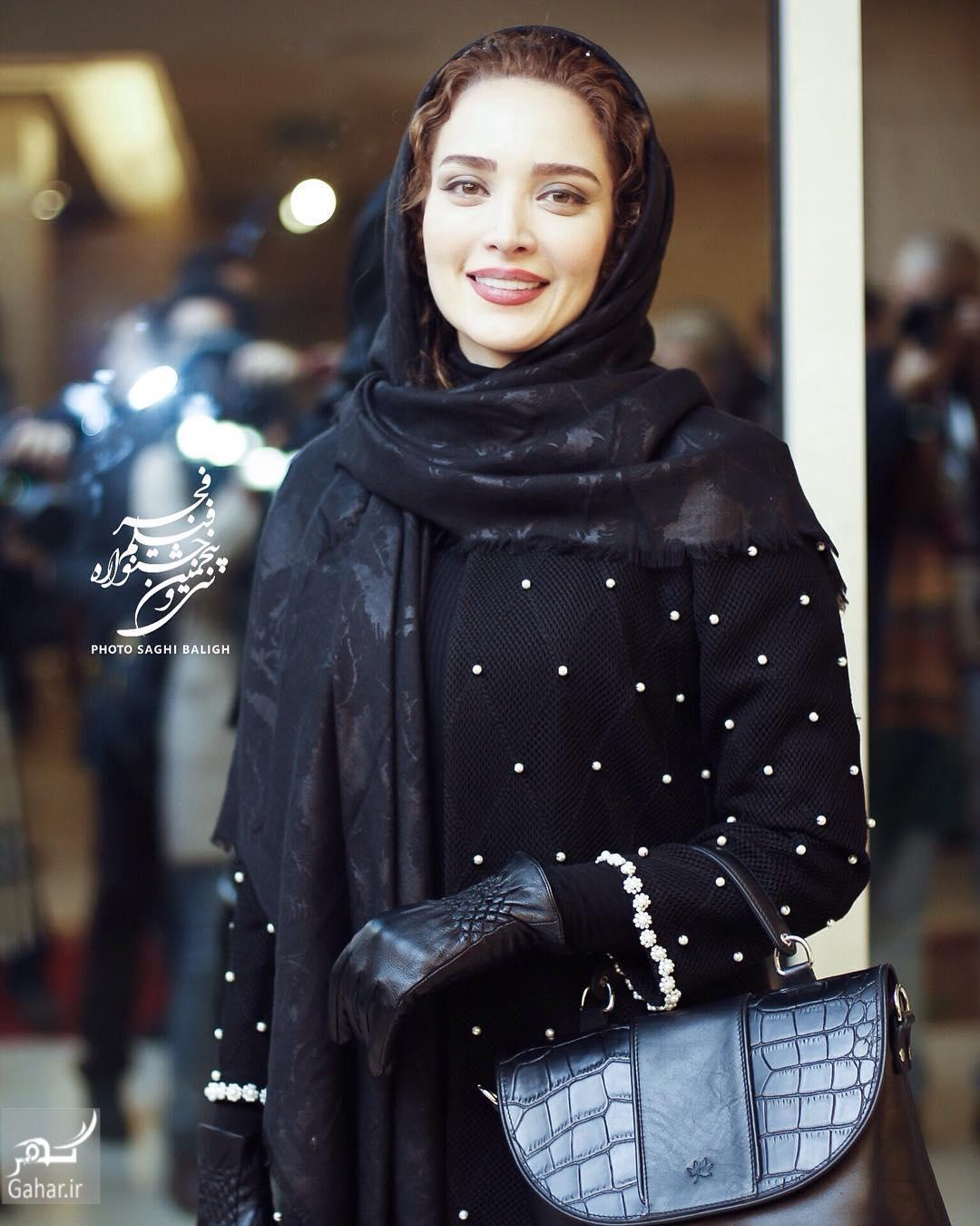 1485675365 عکس های هنرمندان در افتتاحیه جشنواره فیلم فجر 95؛سری دوم