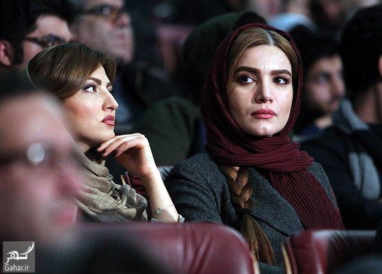 1485681663 عکس های هنرمندان در افتتاحیه جشنواره فیلم فجر 95؛سری دوم
