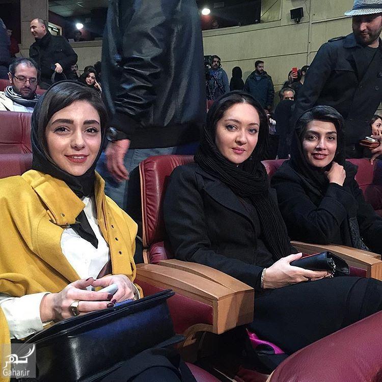 1485686261 عکس های هنرمندان در افتتاحیه جشنواره فیلم فجر 95؛سری دوم