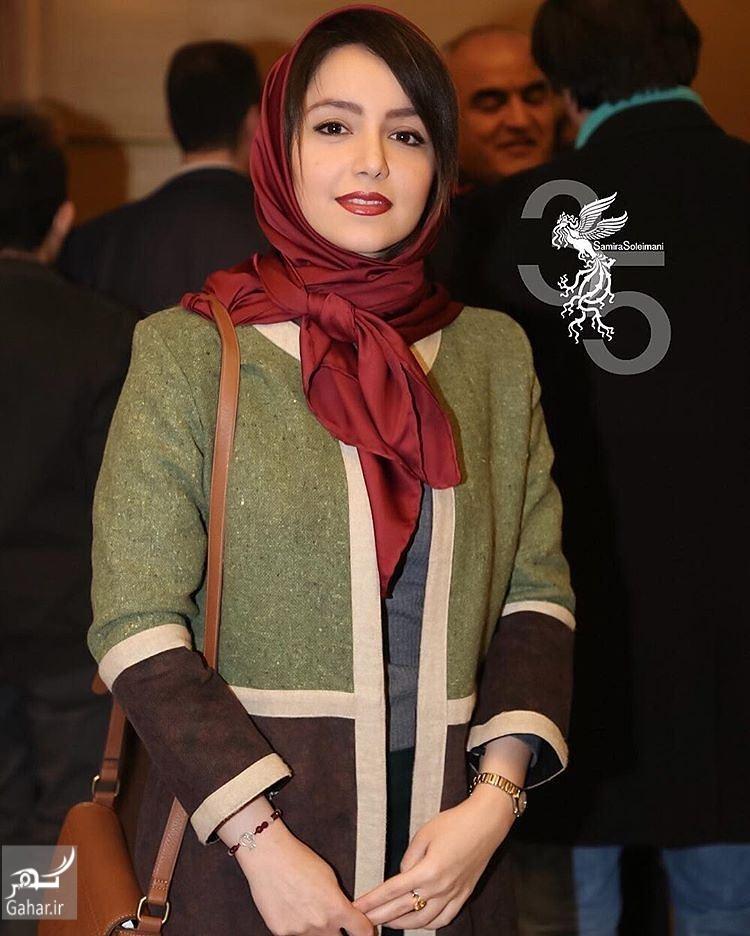 1485727940 عکس های هنرمندان در افتتاحیه جشنواره فیلم فجر 95؛سری دوم