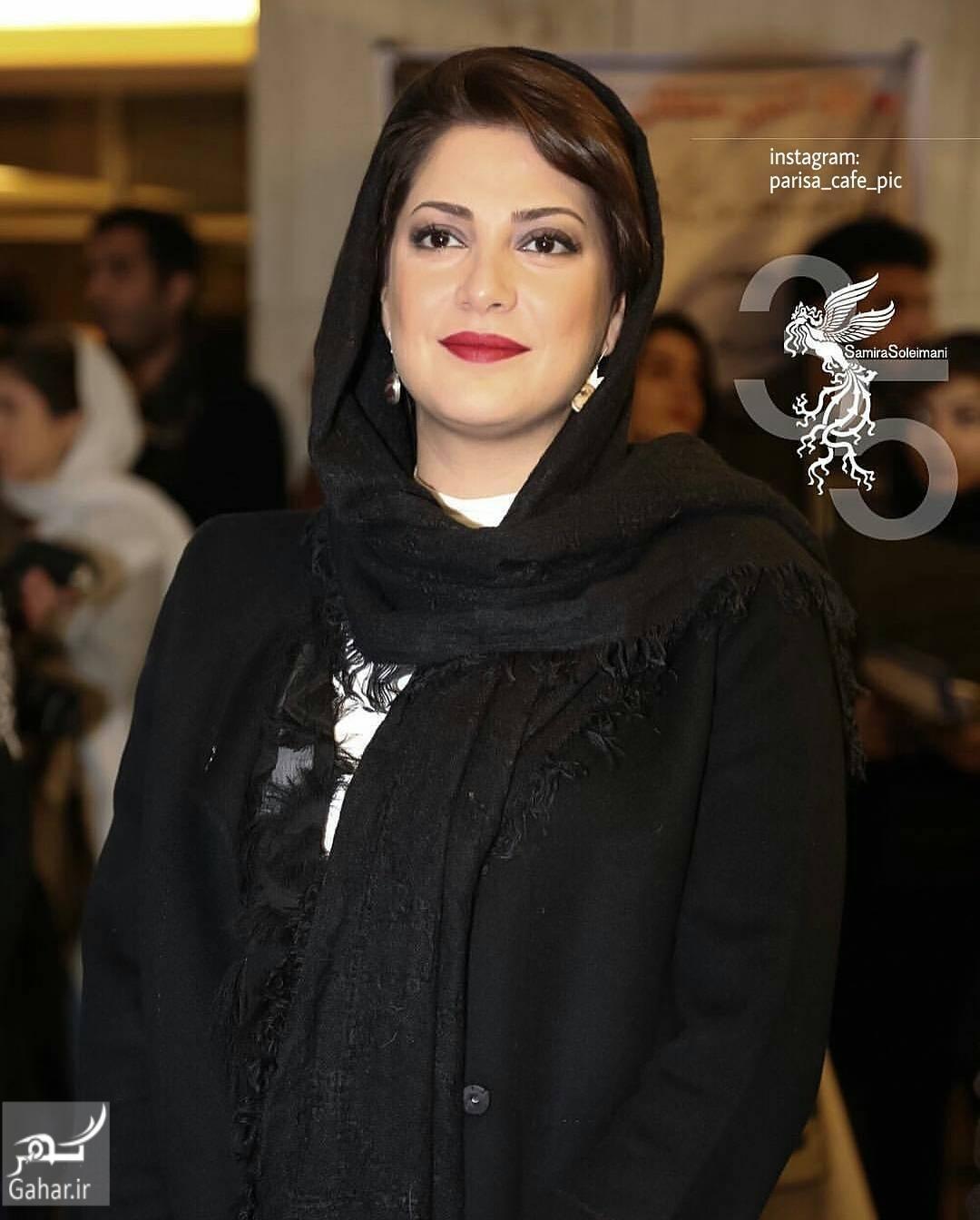 1485738210 عکس های هنرمندان در افتتاحیه جشنواره فیلم فجر 95؛سری دوم