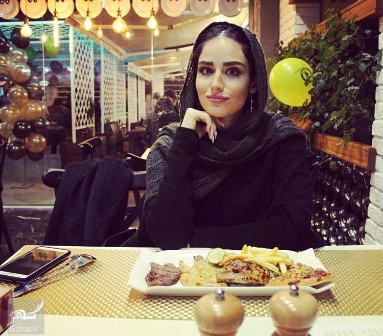 1485790027 هانیه غلامی ازدواج کرد+عکس