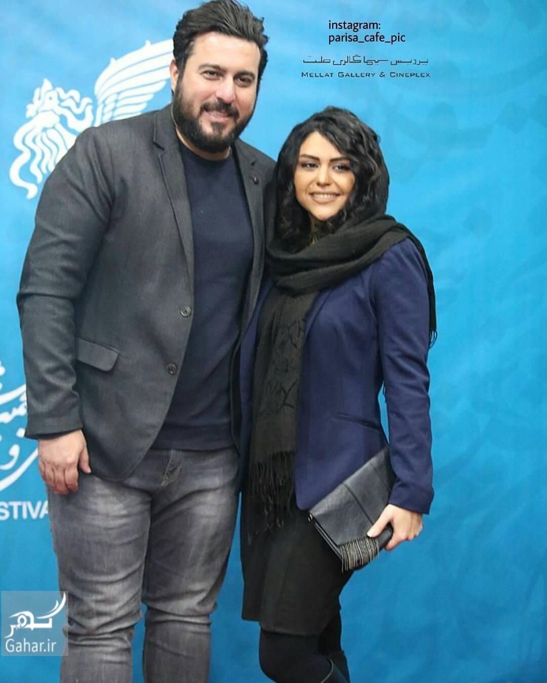 1485864449 عکس های بازیگران در سی و پنجمین جشنواره فیلم فجر؛سری سوم